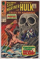 Tales to Astonish #96 - The Incredible Hulk & The Sub-Mariner,  Fine Condition.