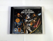 Star Wars Battlefront 2 BF 2 Lucasarts Windows WinXp Vista PC NEW