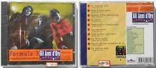 FORMULA 3 GLI ANNI D'ORO CD 1997  SIGILLATO  SEALED