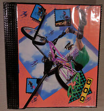 Trapper Keeper Vintage Rad Dog