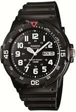 CASIO WATCH 100M MRW-200H-1BVES RRP £30.00