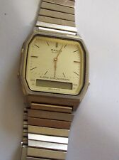 Vintage CASIO Alarm Chronograph Quartz Watch
