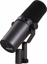 Shure SM7B Dynamic Cable Professional Microphone