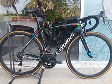 2016 Specialized S works Tarmac Limited Peter Sagan, Di2 9070 Worldwide Shipping