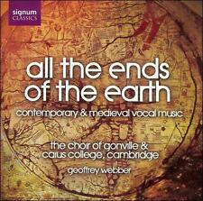 All the Ends of the Earth - Contemporary & Medieval Vocal Music - Choir of Gonvi