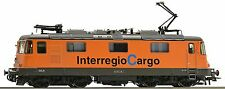 "Roco H0 73375 E-Lok Re 4/4 II SBB Interregio Cargo ""DCC Digital + Sound"" NEU+OVP"