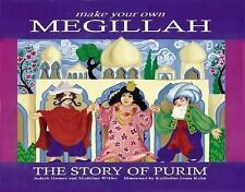 Make Your Own Megillah (Purim)-ExLibrary