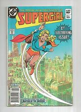 The Daring New Adventures of SUPERGIRL #1      8.5 VF+    1982       DC
