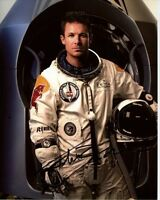 FELIX BAUMGARTNER Signed Autographed Photo