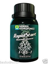 125ml General Hydroponics RapidStart Rooting Enhancer SAVE $$ W/ BAY HYDRO $$