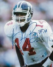 HENRY BURRIS SIGNED 8X10 PHOTO EXACT PROOF COA AUTOGRAPHED  U OF TEMPLE OWLS