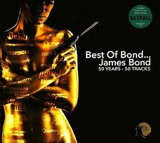 BEST OF BOND... JAMES BOND, 2 CD BEST HITS