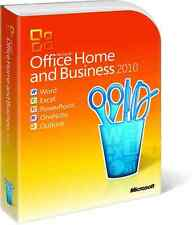 MICROSOFT OFFICE 2010 HOME AND BUSINESS 32/64 BIT ESD - ORIGINALE FATTURABILE