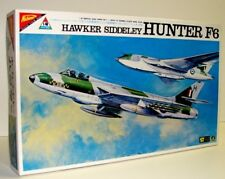Nichimo 1/48 Hawker Siddeley Hunter F6 Model Kit 4811