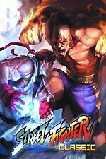 Sagat  - Classic  Street Fighter - Poster 30 in x 20 in - Fast Shipping