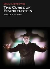 The Curse of Frankenstein (Devil's Advocates), Marcus K. Harmes, New Condition