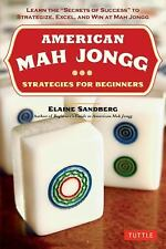 Winning American Mah Jongg Strategies : A Guide for the Novice Player by...