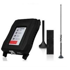 "weBoost 470510 Drive 4G-X Vehicle Cellular Signal Booster Kit with 12"" Antenna"