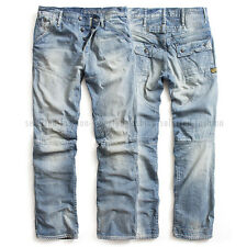 G-STAR RAW JEANS PANTS  MEMPHIS DENIM TAPERED EMBRO W32 L36 RRP $260