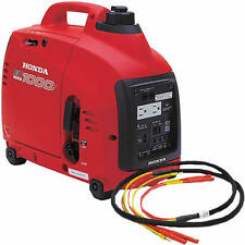 Honda EU1000 Watt Inverter Generator and Parallel Kit (Single Generator)