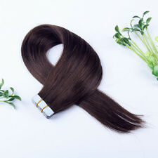 """Skin Weft Tape In 100% Remy Human Hair Extensions 20 pieces 16""""18""""20""""22""""24""""26"""""""