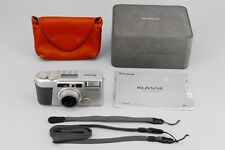 """Exc++++"" FUJIFILM KLASSE 35mm Film Camera w/Case Straps Manual From Japan #141"