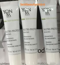 Yonka Body Essentials Nutri-Protect Mains Trail Pack 3x 5 ml - total 15 ML New
