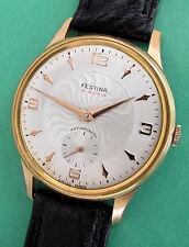 Reloj Suizo de Pulsera, FESTINA 17 Rubís. Año1945. Funciona Muy Bien y Exacto.