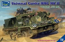 Riich Models RV35016 1/35 Universal Carrier MMG Mk.II (.303 Vickers MMG Carrier)