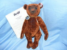 Steiff Teddy Bear Nando With Compass EAN 035166 Limited Edition