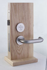 Lift To Lock Disabled Facility Toilet Indicator Bolt Door Furniture Handle
