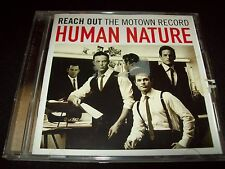 Human Nature Reach Out The Motown Record CD