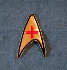 Star Trek TOS Nurse's Insignia 1st Season version patch cosplay