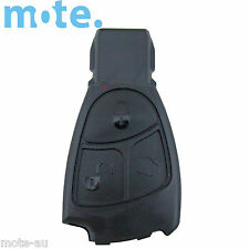 Mercedes-Benz E C Class 3 Button Remote Key Replacement Shell/Case/Enclosure