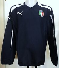 ITALY 2012/13 NAVY WINDBREAKER BY PUMA ADULTS SIZE LARGE BRAND NEW WITH TAGS
