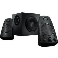 Logitech Z623 3 Piece 2.1 Channel Multimedia Speaker System THX Certified Black