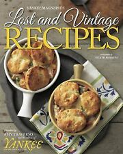 Yankee's Lost & Vintage Recipes by The Editors of Yankee Magazine, Traverso, Am