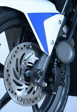 R & G FORK PROTECTORS FOR THE HONDA NSC50R 2013
