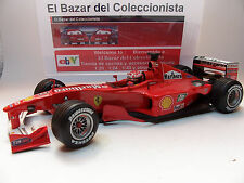 1:18 Ferrari F1 F2000 2000 Schumacher World Champion + Marl bo ro - HW -3L 050