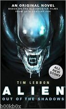 Alien - Out of the Shadows (Book 1) by Tim Lebbon (Paperback, 2014) New Book
