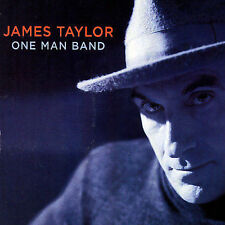 One Man Band James Taylor Audio Brand New Factory Sealed cd w/Free Shipping!~