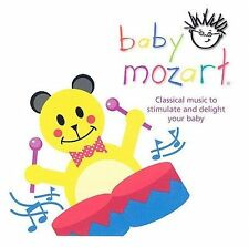 Baby Einstein: Baby Mozart by Bill Weisbach (CD, 1999) Concert for Little Ears