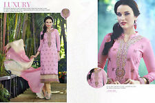Indian Designer Pakistani salwar suit,dress materila-303
