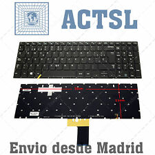 Keyboard Spanish for SAMSUNG 700G7A