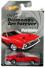 2015 Hot Wheels James Bond 007 Diamonds are Forever #2 '71 Mustang Mach 1