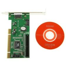 PCI to 3 SATA + 1 IDE Adaptor Card, PCI to SATA + IDE Card
