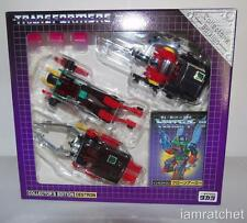 Transformers G1 E-Hobby Insecticons Diaclone Color Destron MISB