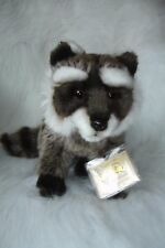 WEBKINZ  SIGNATURE LARGE RACCOON + 2 PACK OF TRADING CARDS -  NEW W/ SEALED CODE