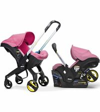 New Doona Baby Car Seat Stroller 4FREE GIFTS Base Included - (sweet pink)