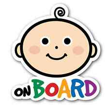 Baby on Board Sign . Safety Sticker
